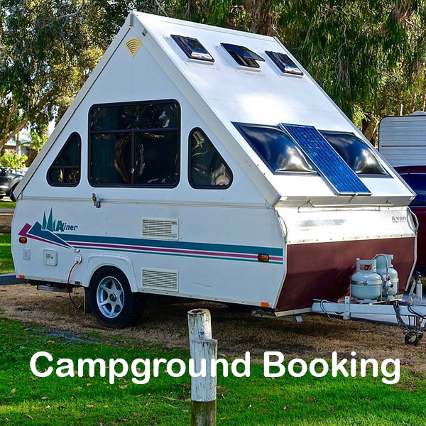Camp Ground Booking